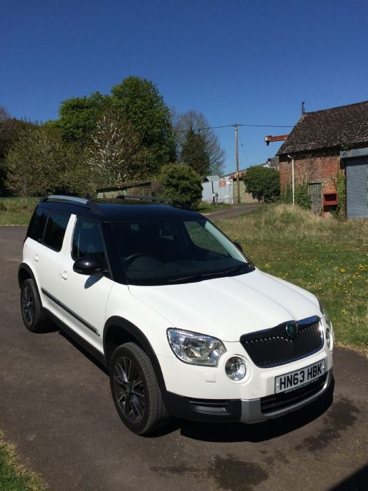 my yeti adventure skoda yeti forums. Black Bedroom Furniture Sets. Home Design Ideas
