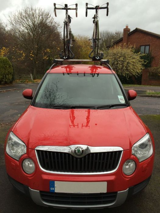 Bike Carrier Skoda Yeti Forums